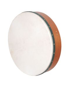 "18""X4"" HEARTLAND BODHRAN NON TUNABLE SINGLE BAR"