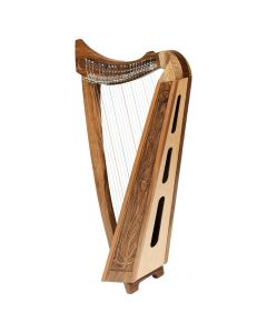 22 STRINGS TRINITY HARP PLAIN