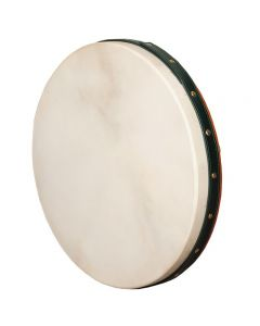 FRAME DRUM 14 INCH NON TUNABLE RED CEADER