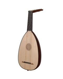 HEARTLAND DESCANT LUTE 7 COURSE ROSEWOOD, LEFT HANDED
